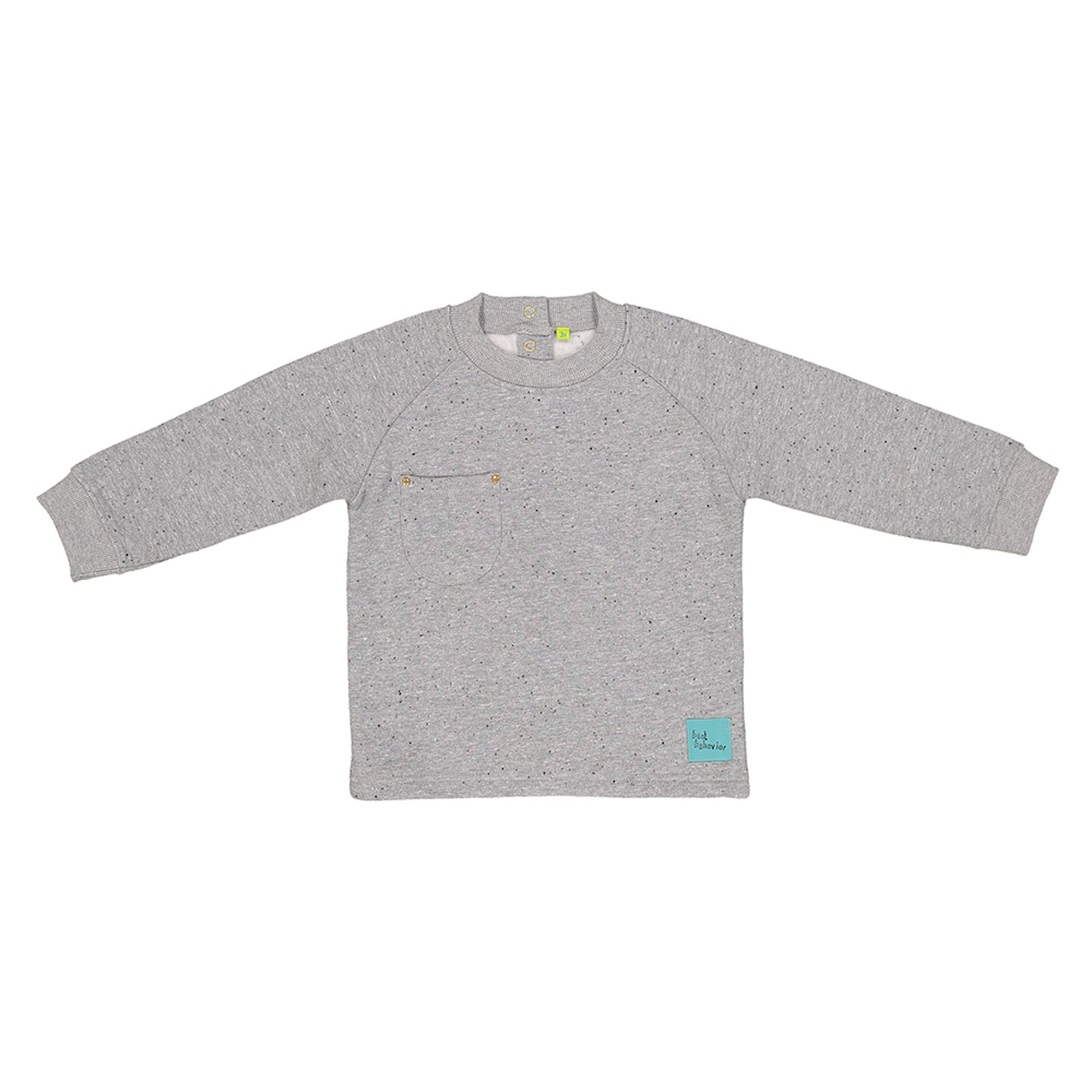 Moscow Sweater grey