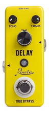 Load image into Gallery viewer, top pedal guitar effects delay Rowin mini pedal NZ replicant pedals cheap R3 boss ibanez