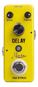 top pedal guitar effects delay Rowin mini pedal NZ replicant pedals cheap R3 boss ibanez