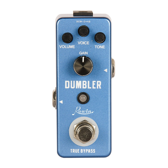 top pedal dumbler amp simulator guitar effects looper Rowin mini pedal NZ replicant pedals lopper cheap R3 boss ibanez