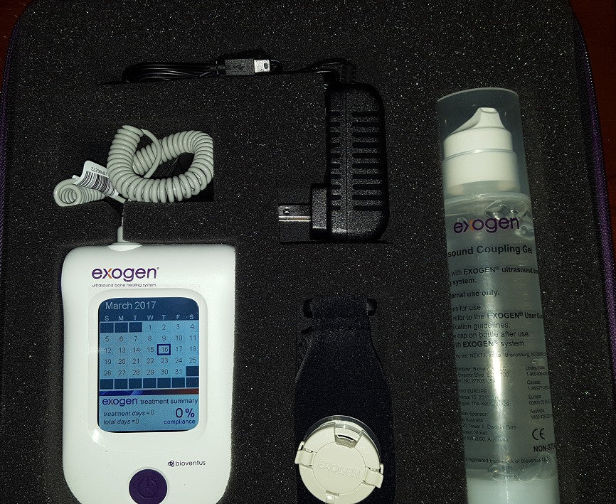 Exogen Ultrasound Bone Stimulator Healing System By