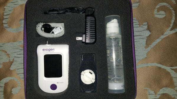 Replacement Exogen Ultrasound Bone Stimulator Unit Only  - Free Priority Shipping