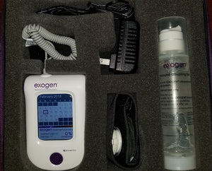 2015 Exogen Ultrasound Bone Stimulator by Bioventus - 2 Uses - Free Priority Shipping