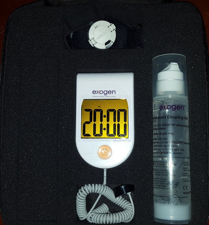 Exogen Ultrasound Bone Stimulator by Bioventus - 5 Uses