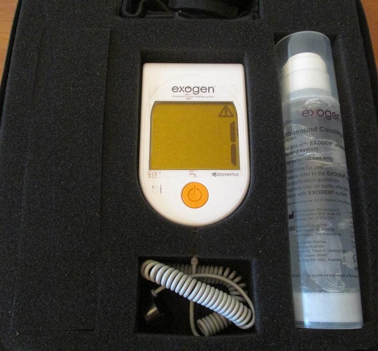 Brand New Exogen Ultrasound Bone Stimulator by Bioventus - 1 Use - Free Priority Mail Shipping