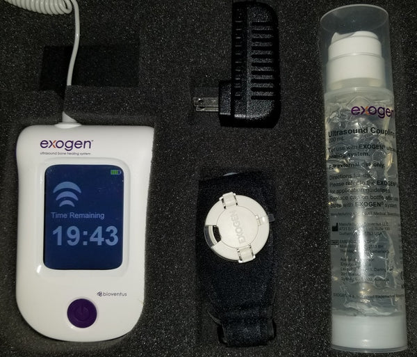 Brand New Exogen Ultrasound Bone Stimulator by Bioventus - Free Priority Shipping