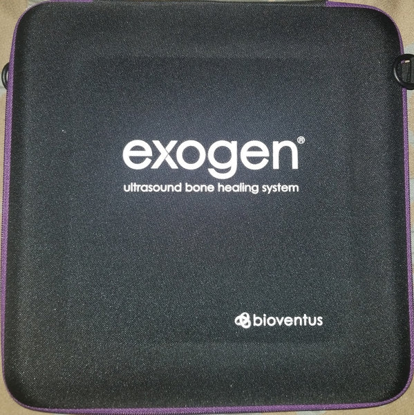 Exogen Ultrasound Bone Stimulator by Bioventus - 8 Uses - Free Priority Shipping