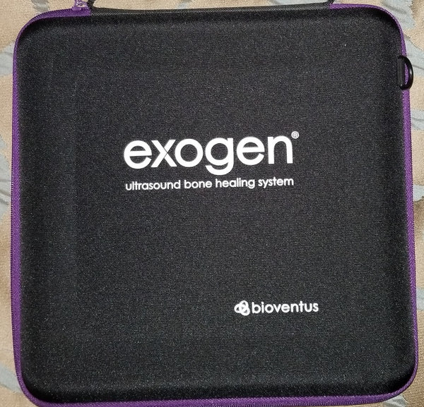 2018 Exogen Ultrasound Bone Stimulator by Bioventus - 11 Uses - Free Priority Shipping