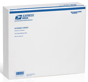 USPS Express Mail Shipping - Exogen 4000