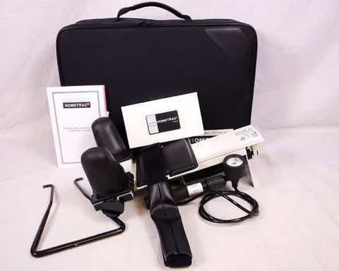 Saunders Cervical Hometrac Traction Device With Carrying Case