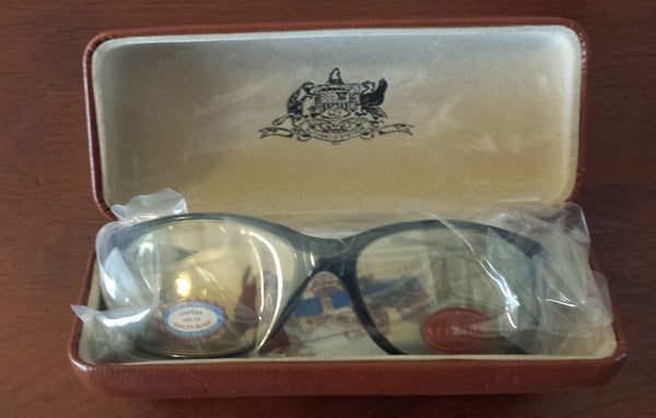 Brand New Authentic Stetson St Open Road Black Photochromic Sunglasses With Case