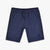 Giordano G-Motion Embroidered Logo Indigo Shorts