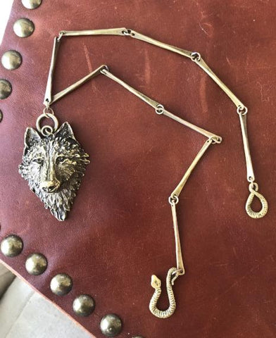ALKEMIE | WOLF NECKLACE