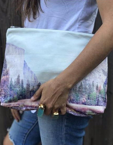 The Golden State x Samudra CLUTCH | Yosemite
