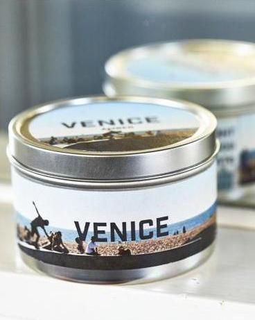 The Golden State x Pascal Shirley | Venice Road Trip Travel Candle