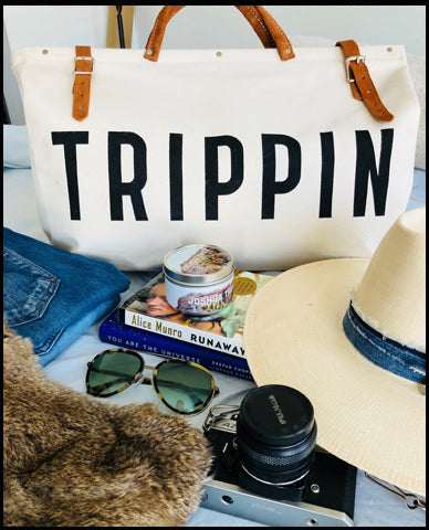 The Golden State | Trippin Bag