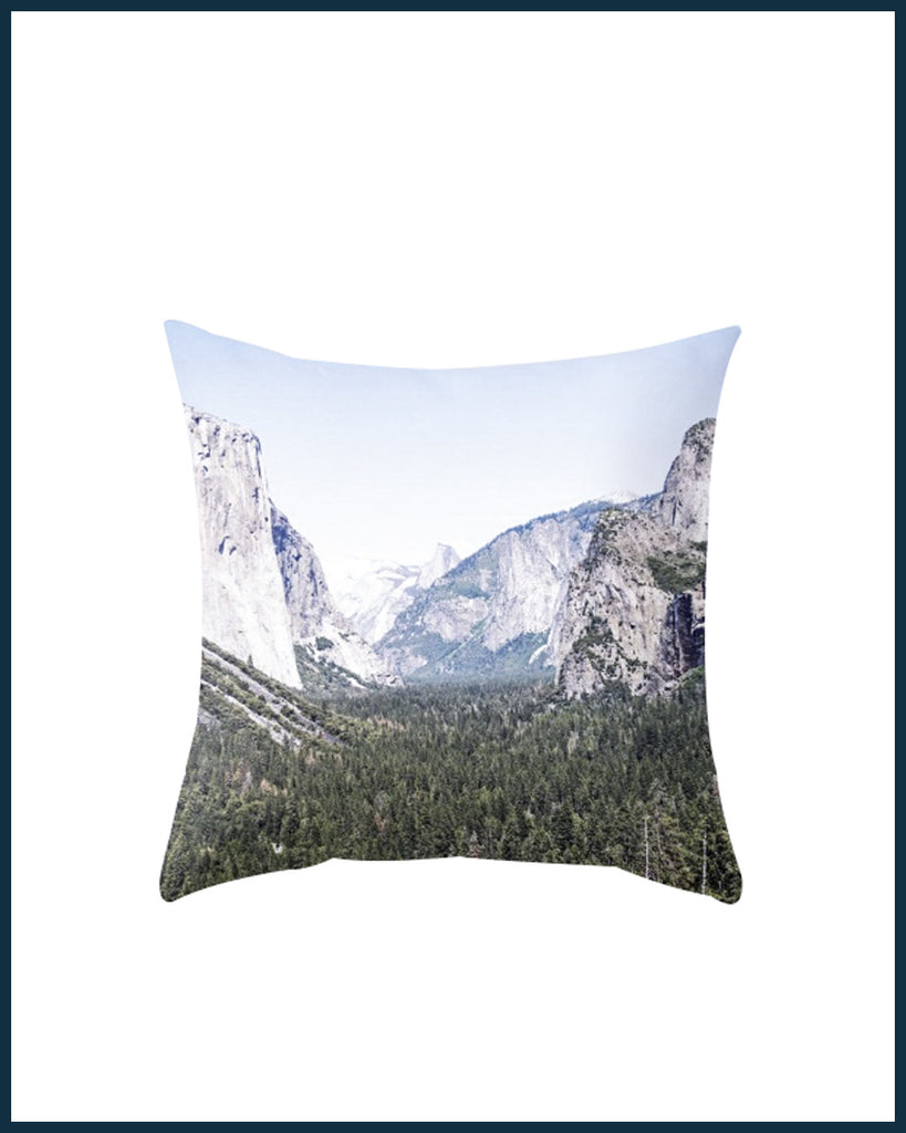 Tunnel View - Yosemite Pillow