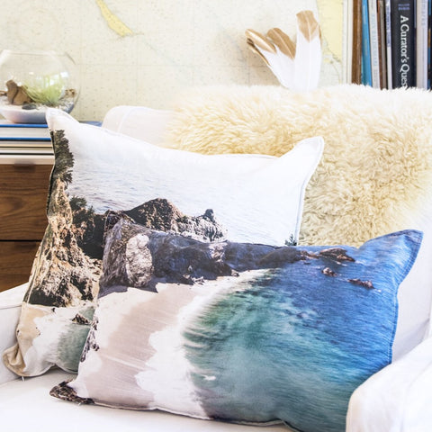 TGS HOME | BIG SUR Lumbar PILLOW