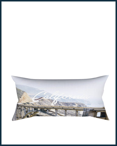 California lumbar pillow