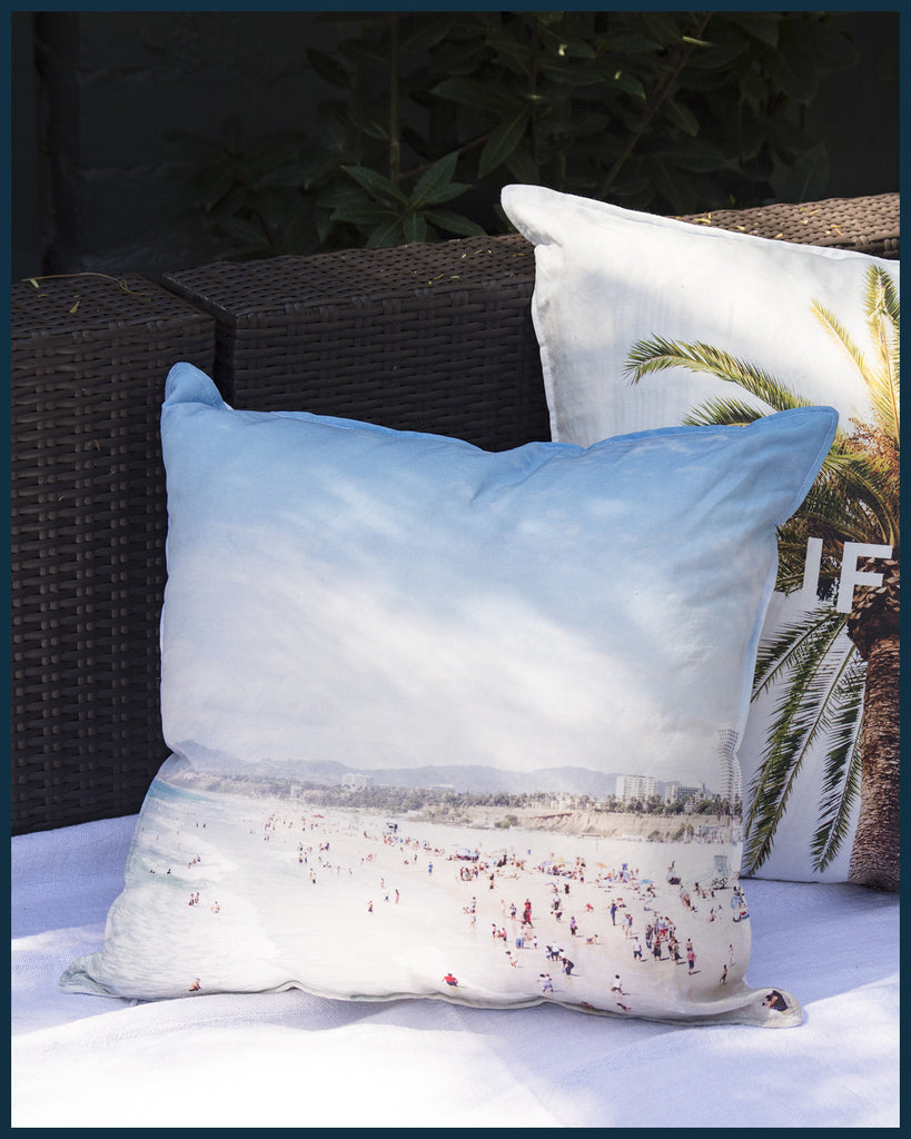 Santa Monica Pillow