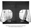 "Gorilla Grow Tent 9x9x6'11""-7'11"" With Included Extension GGT99"