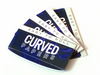 Curved Rolling Papers 1-1/4 Size 50/pack