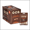 OCB Filter Tips Unbleached Slim 150/pack bag 10/box
