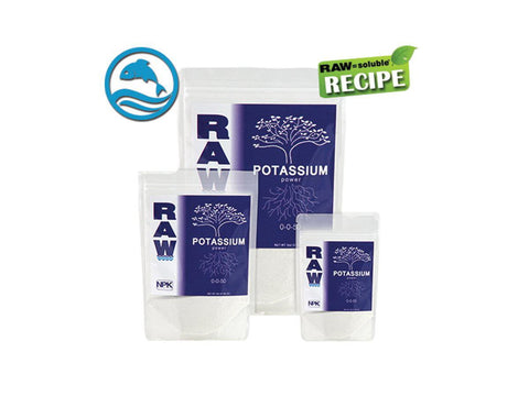 NPK RAW = Soluble Potassium (K) 0-0-50 2oz 10223