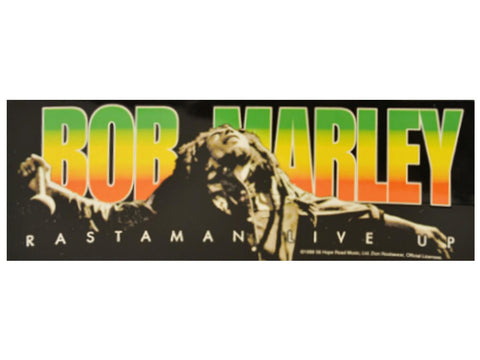 Cycle Stickers Sticker - Bob Marley Rastaman