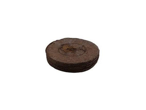 "Jiffy Peat Pellet Grow Medium Expanding Puck 1.75"" Regular Size 1000/box"