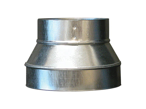 "NoName or Deflecto Duct Reducer 8"" to 6"" 1136"