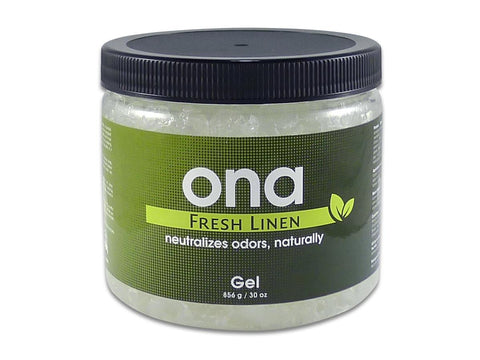 ONA Odor Neutralizing Agent - ONA Gel 1L / 1Qt Jar Fresh Linen