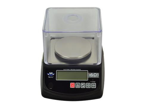 MyWeigh iBalance601 Digital TableTop Scale w/ AC Adaptor & Wind Cover 600g x 0.01g