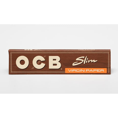 OCB Unbleached Slim King Size 24/pack