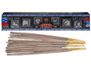 Satya Sai Baba Incense Sticks - (Nag Champa) Super Hit  40g Box