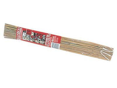 "Select Plant Support Bamboo Stakes 48"" 4' 15pk"