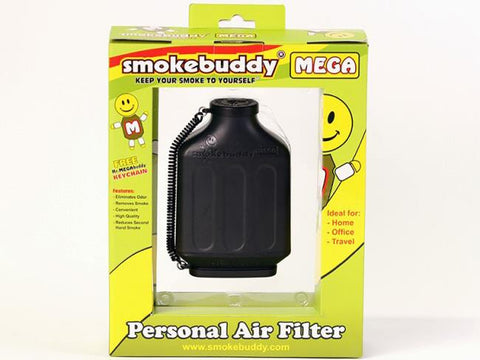 Smoke Buddy Personal Air Filter - The Original Smokebuddy - NEW MEGA Size!