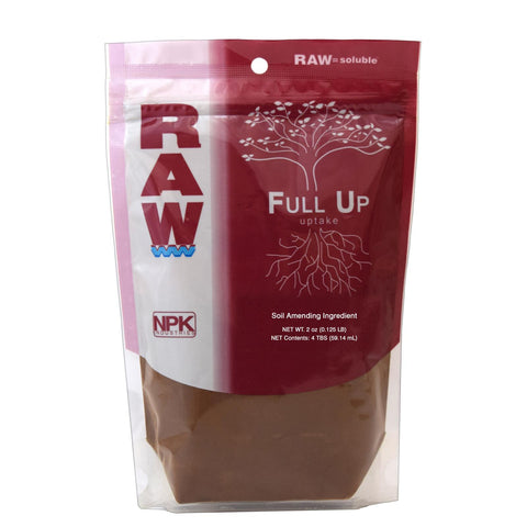 NPK RAW = Soluble Full-Up 2oz 13000