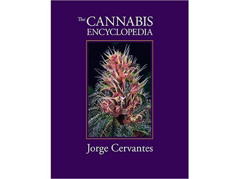 Jorge Cervantes Book - Cannabis Encyclopedia