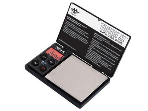 MyWeigh Triton T2XL Precision Pocket Scale - 1000g x 0.1g