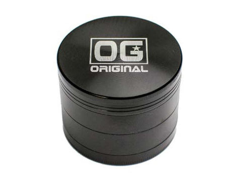 OG Original Glass - Grinder 4-Piece 56mm