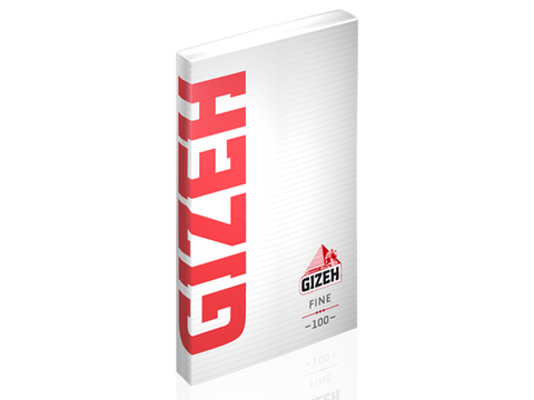 Gizeh Rolling Papers Single Size Fine Magnet Pack 100/pack 20/box