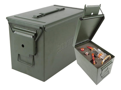 RYOT Destroyer Hard Steel Ammo Case with Pick-N-Pluck Foam