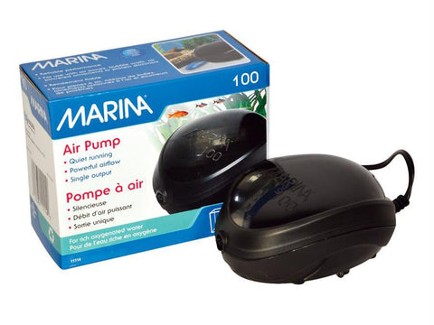 Marina Air Pump 100 - For 40Gallons Max