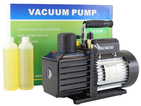 Best Value Vacs Vacuum Pump VE160 7CFM Single Stage 13796