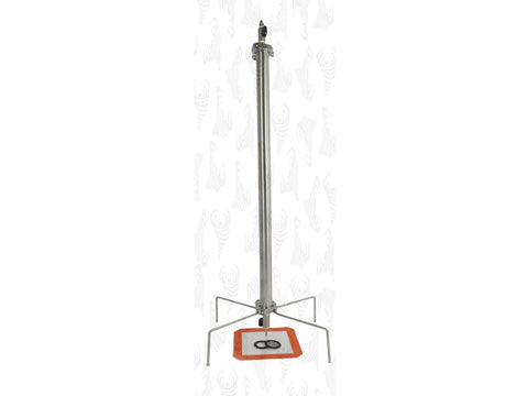 Best Value Vacs Extraction - Closed Column Pressurized - 270g w/ Tripod