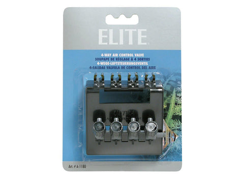 Elite / Hagen / Marina Air Line Control Valve - 4-Way