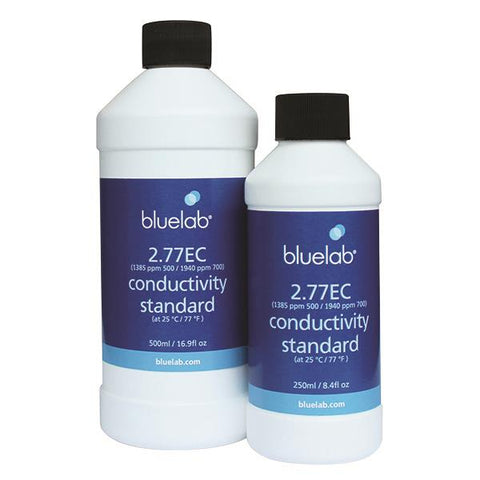 Bluelab 2.77 EC Conductivity Standard Solution