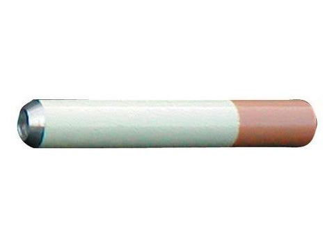 "RYOT OneHitter Bat - Filter Cigarette - Aluminum - 2"" Short / Small"