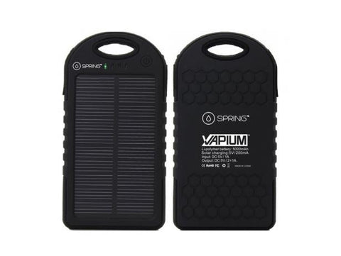 Vapium Summit Solar Charger